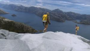 L'île mystérieuse de Patagonie