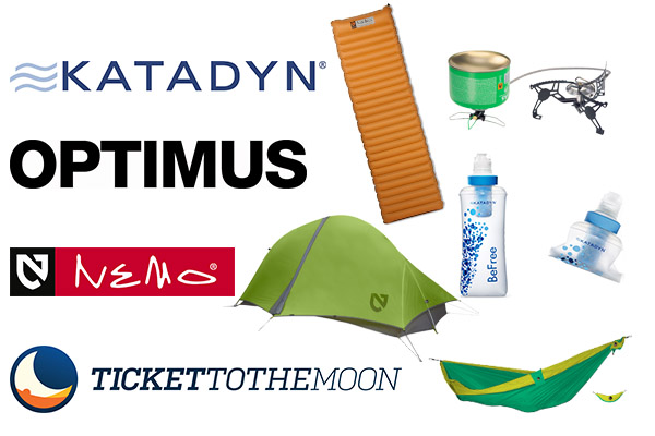 Lots Katadyn / Optimus / TTCM / Nemo